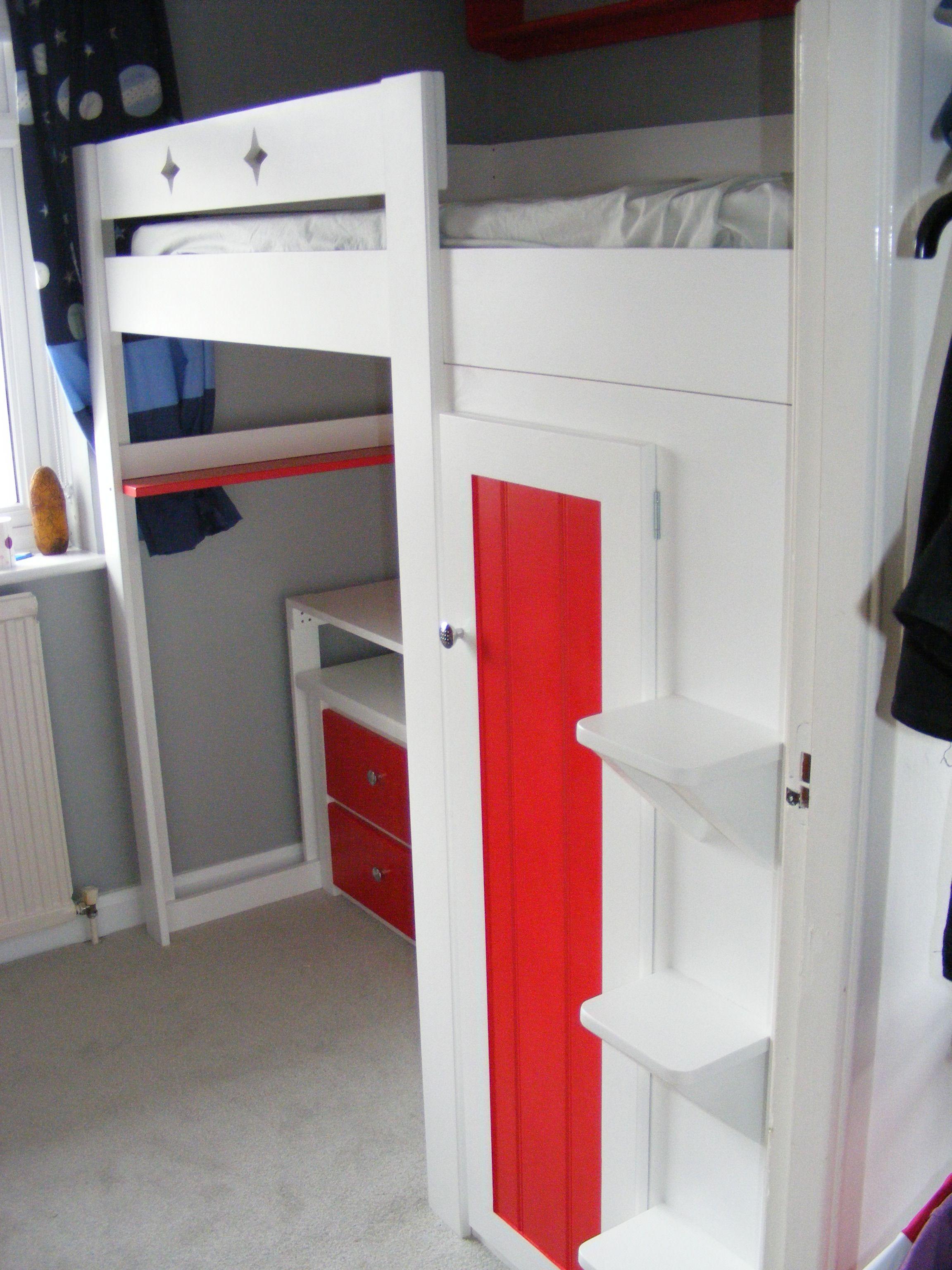 New Bespoke Bedroom furniture