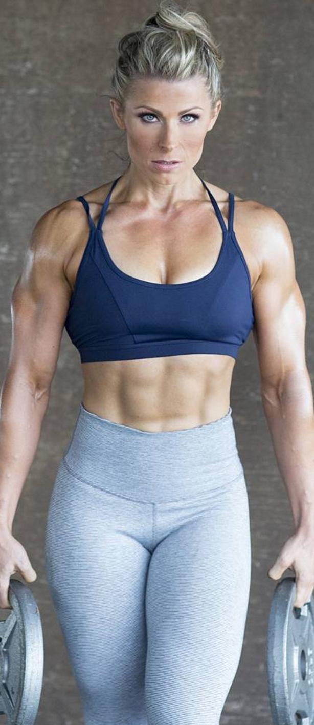 Motivational Quotes Female Athletes Jasmine Margaret #fitness #muscle #motivation #girlpower  Fit .