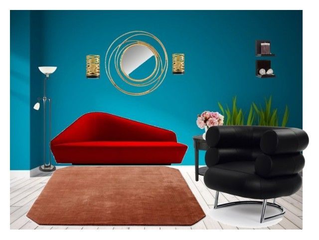 Apartment By Daizysheila Liked On Polyvore Featuring Interior