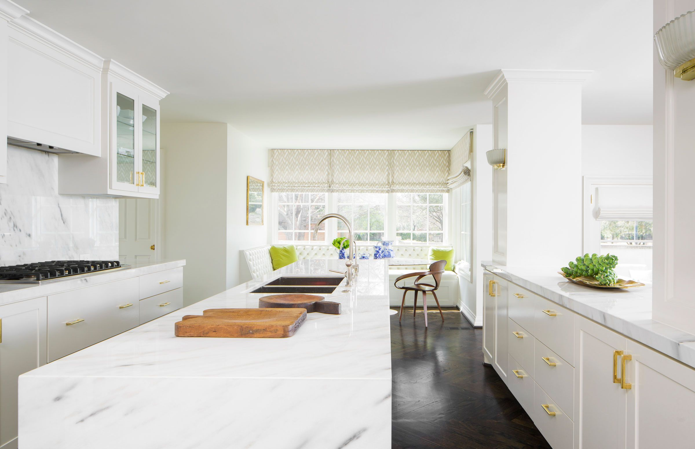 All in the Family: A Neo-Traditional Dallas House | Kitchens ...
