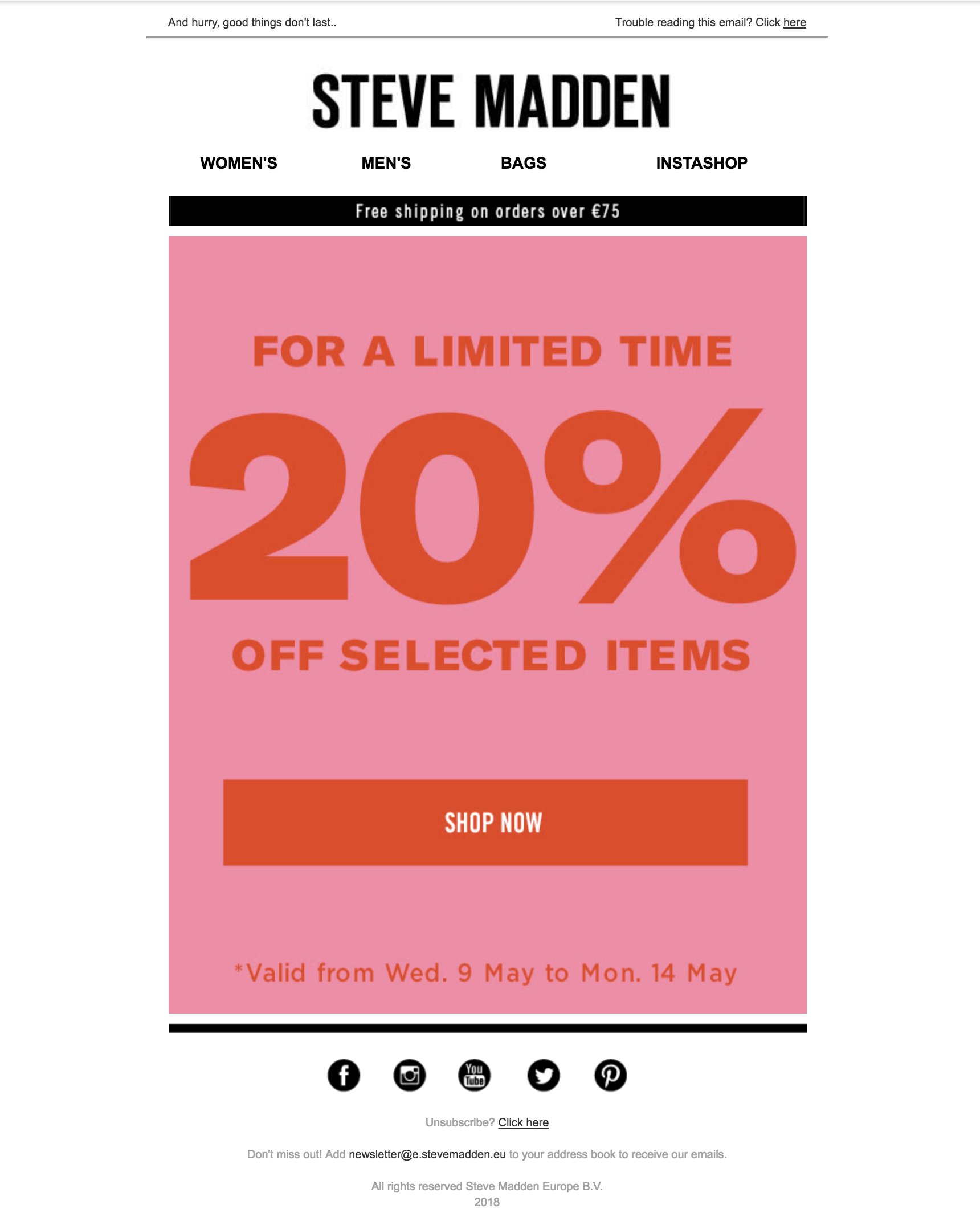Pin On Campaign Monitor: Email Newsletter Template, Email