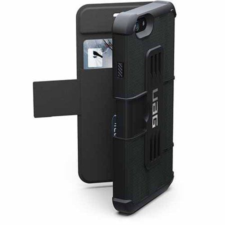 Urban Armor Gear Apple iPhone 6 Folio, Black | Products in