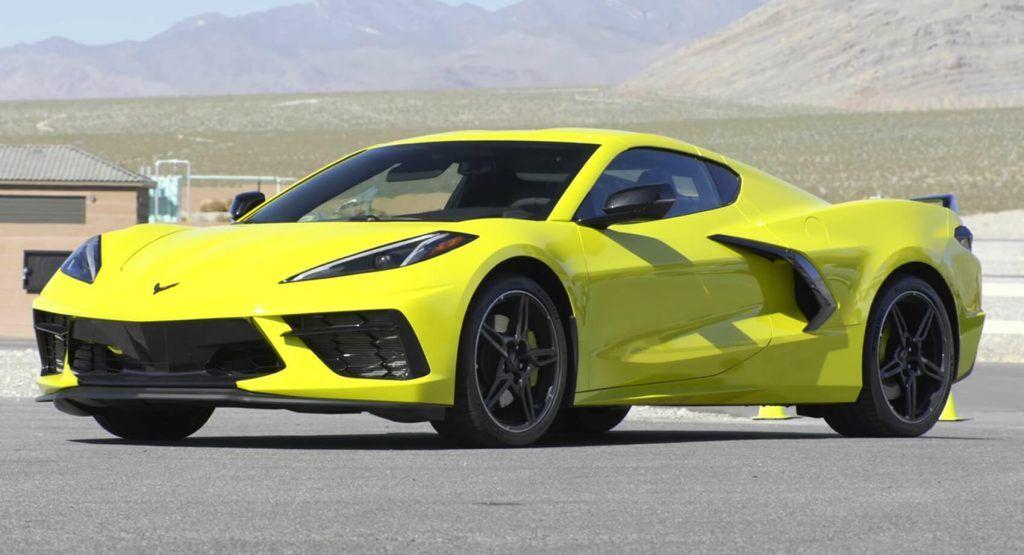 2020 Chevy Corvette C8 Review Is It A Bargain Mid Engine Supercar Super Cars Corvette Chevy