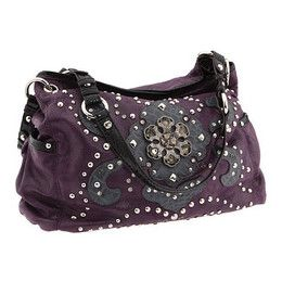 Kathy Van Zeeland Handbags Clearance Charm Mystique Per Black
