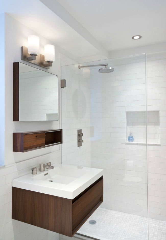 8 Baños con plato de ducha | Baño - Ducha | Pinterest | Baños ...