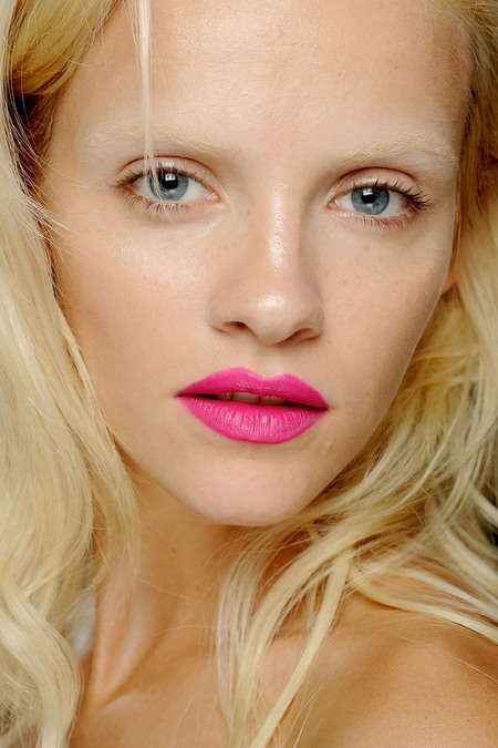 Top make-up trends for Spring 2013