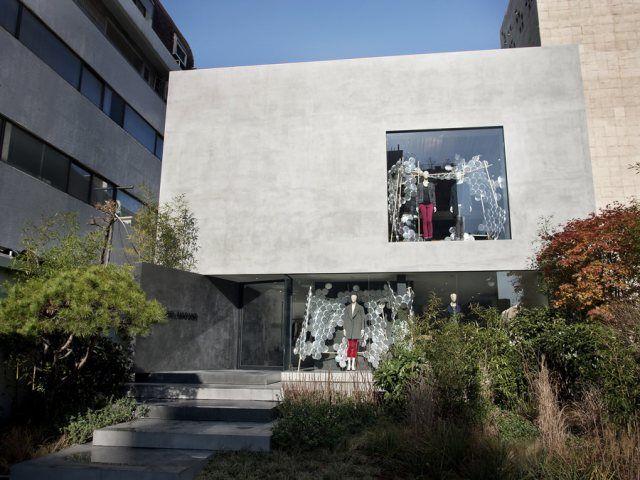 Isabel Marant Stores By Ciguë - News - Frameweb