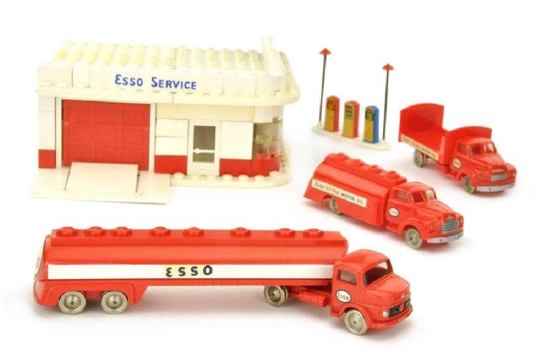 Lego Technic Abschlepp
