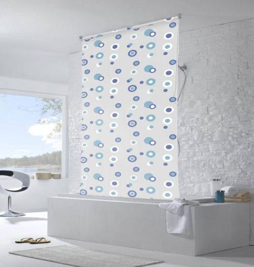Bathroom Blind Ideas: Made-to-measure-roller-blinds-for-bathrooms