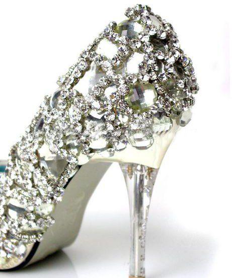 um..amazing!? Swarvoski crystals.