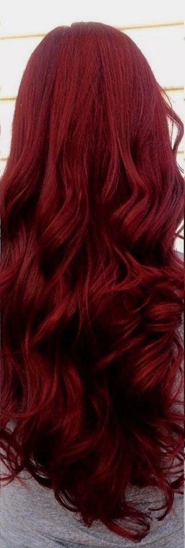 Photo of Rojo cereza oscuro