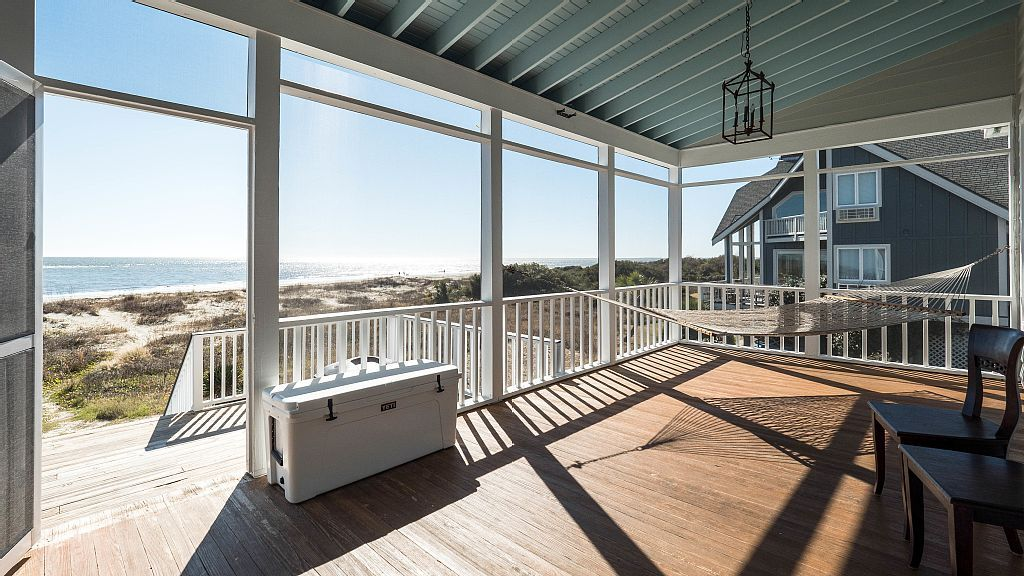 House vacation rental in Sullivan's Island, SC, USA from VRBO.com! #vacation #rental #travel #vrbo