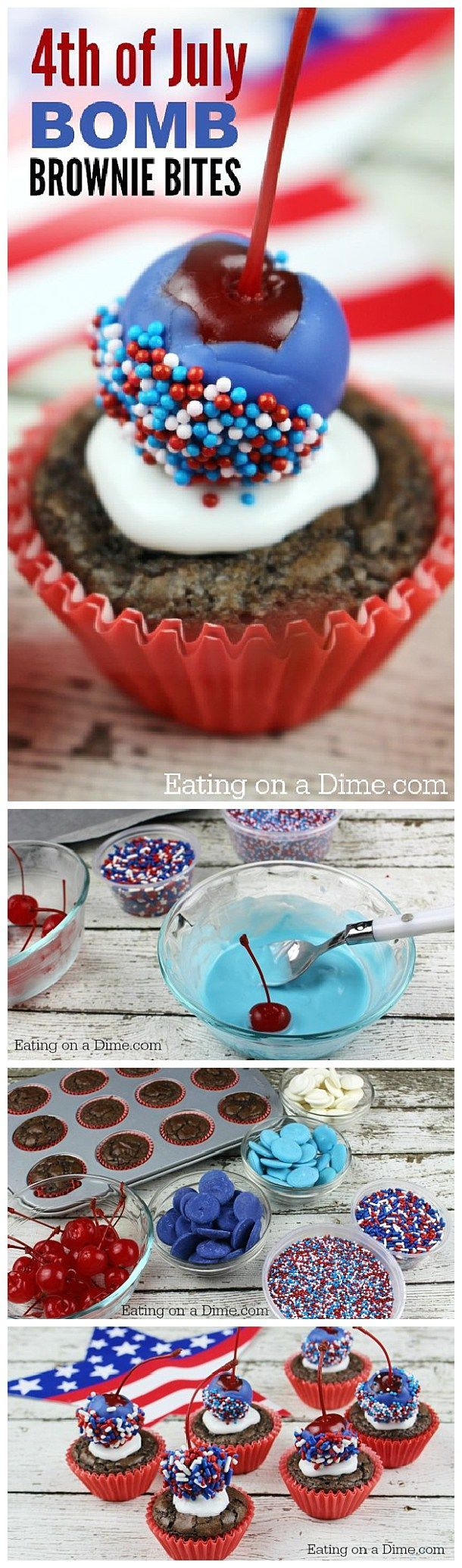 Do it yourself 4th of july the best diy patriotic red white and do it yourself 4th of july the best diy patriotic red white and blue holiday party planning ideas solutioingenieria Gallery