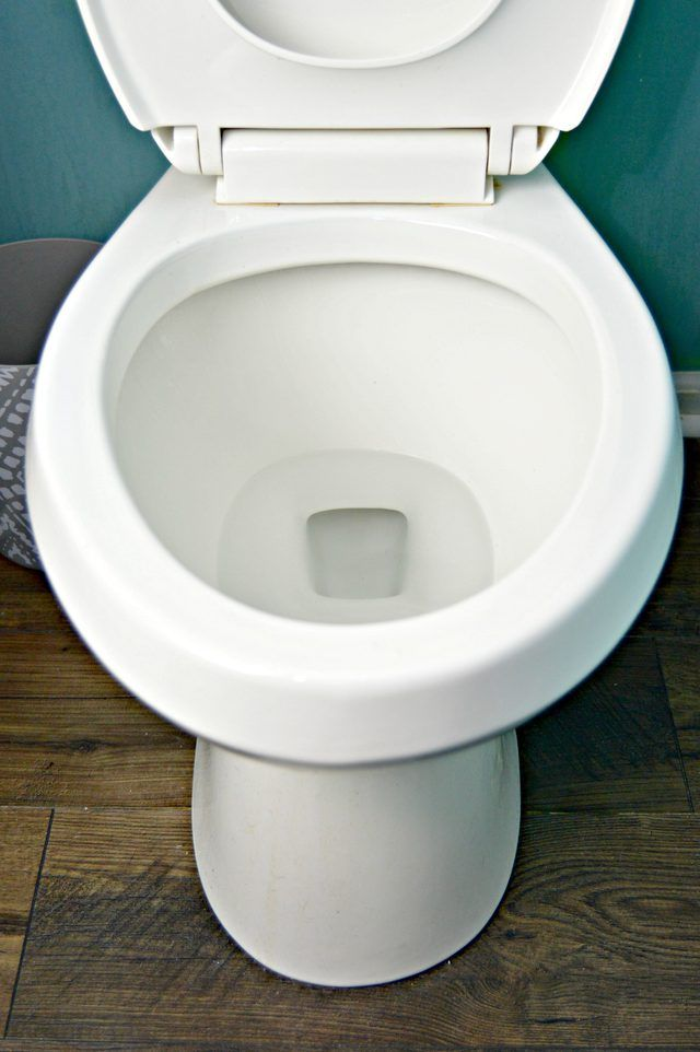 How To Remove Hard Water Stains From A Toilet Bowl Hard