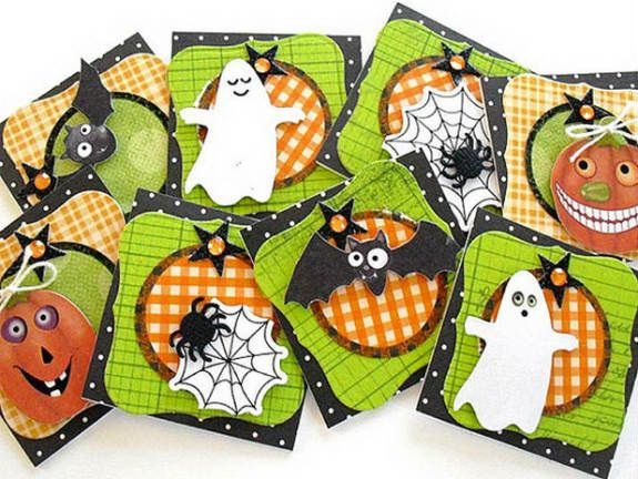 handmade halloween cards homemade halloween cards modern kids ideas determining the theme for - Handmade Halloween Cards Pinterest