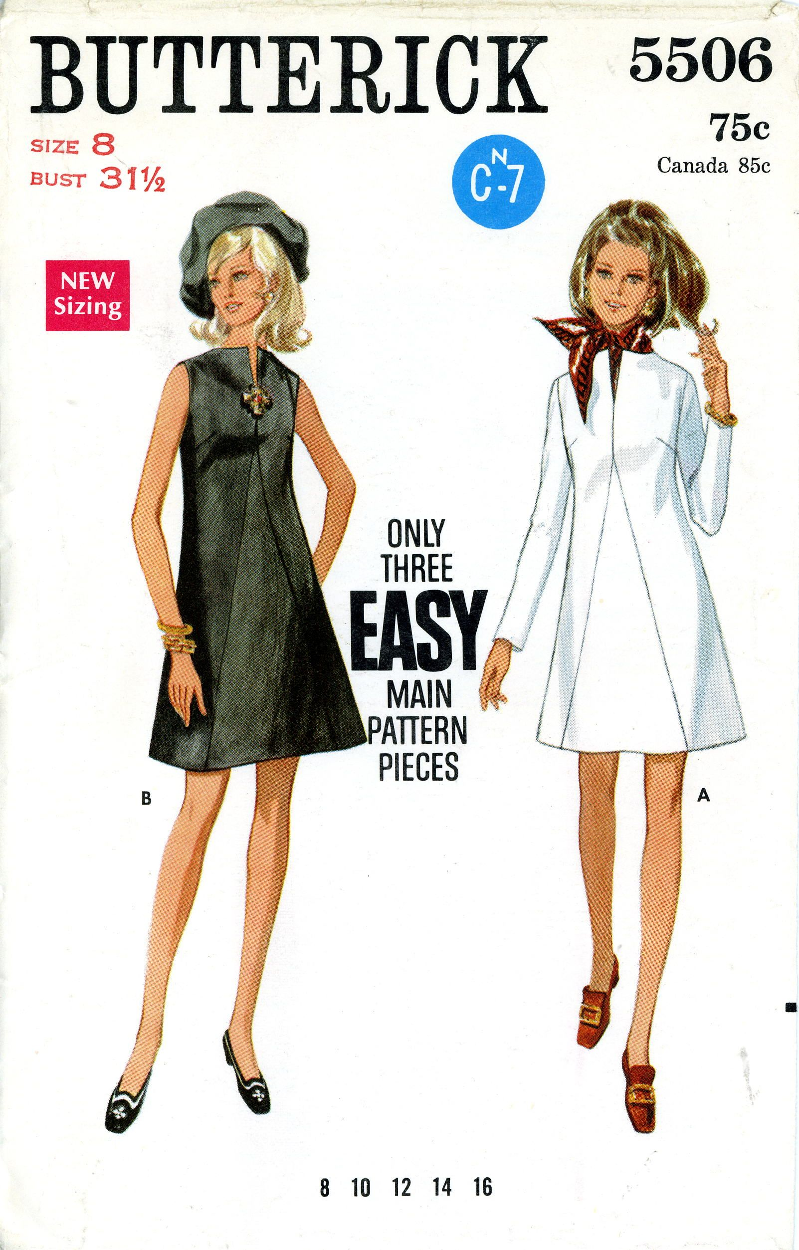 Dating butterick sewing patterns