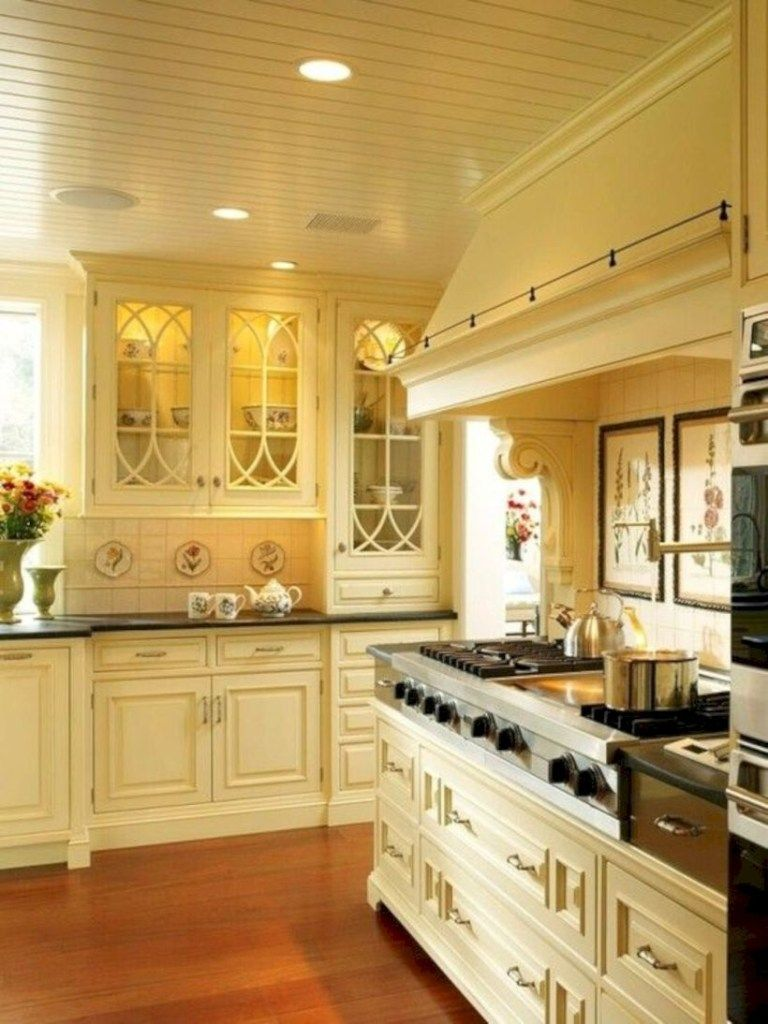 30 Adorable and Elegant French Country Decor | Country ...