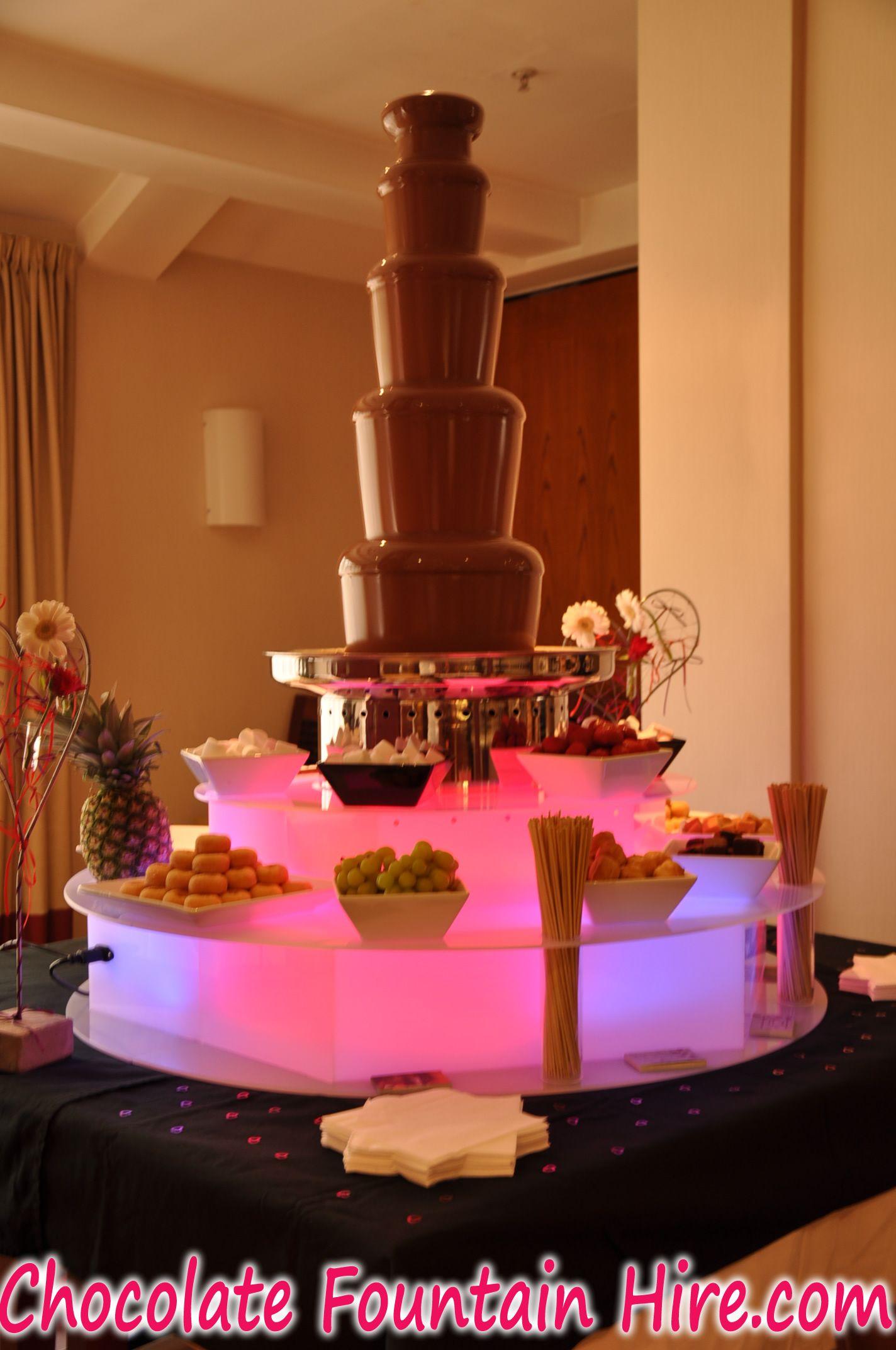 chocolate fountain hire northampton | heart wings | pinterest