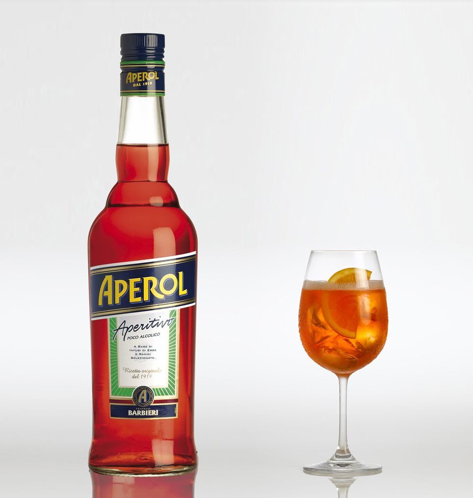 Aperol Gin Punch Recipe