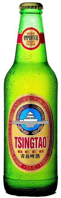 Tsing Tao - China. Probably the only chinese beer I ever had. It's pretty light, straight ale with a slight bitter touch, like most asian beers (due to the kind of hop they use I guess). It's worth trying.