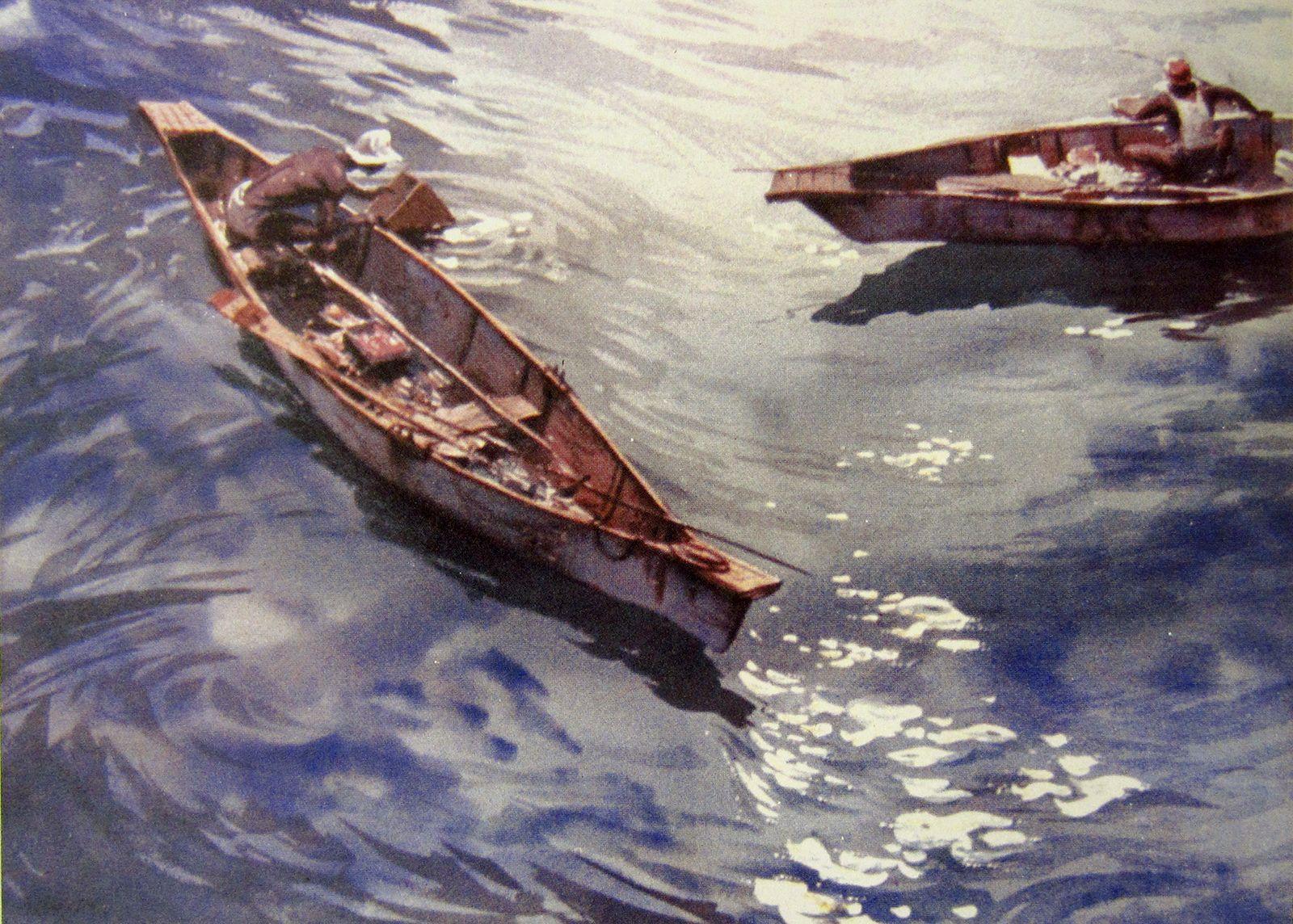 Watercolor art history - John Pike Watercolor