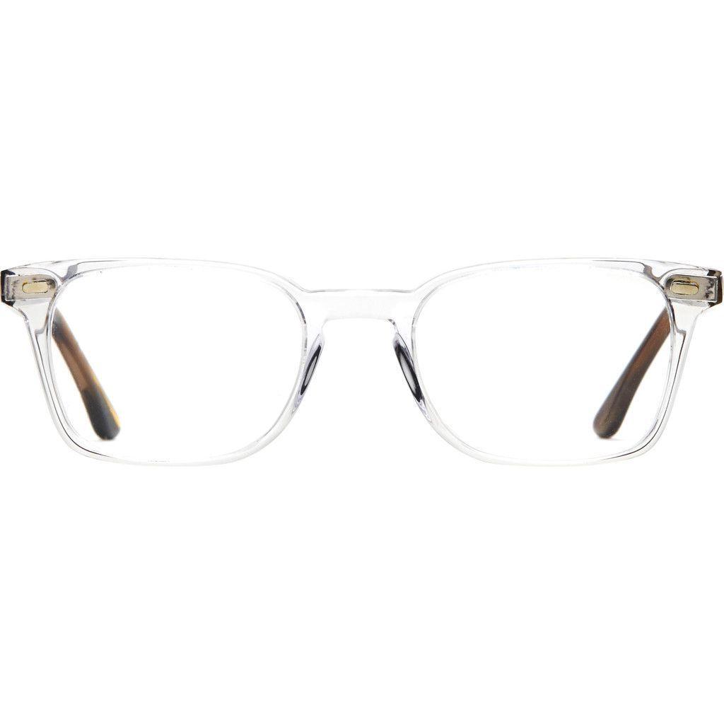 Article One Nepal Glasses | Crystal / Havana