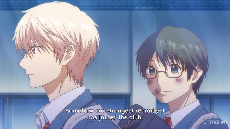 Anime Review Kono Oto Tomare! Sounds of Life Episode 1