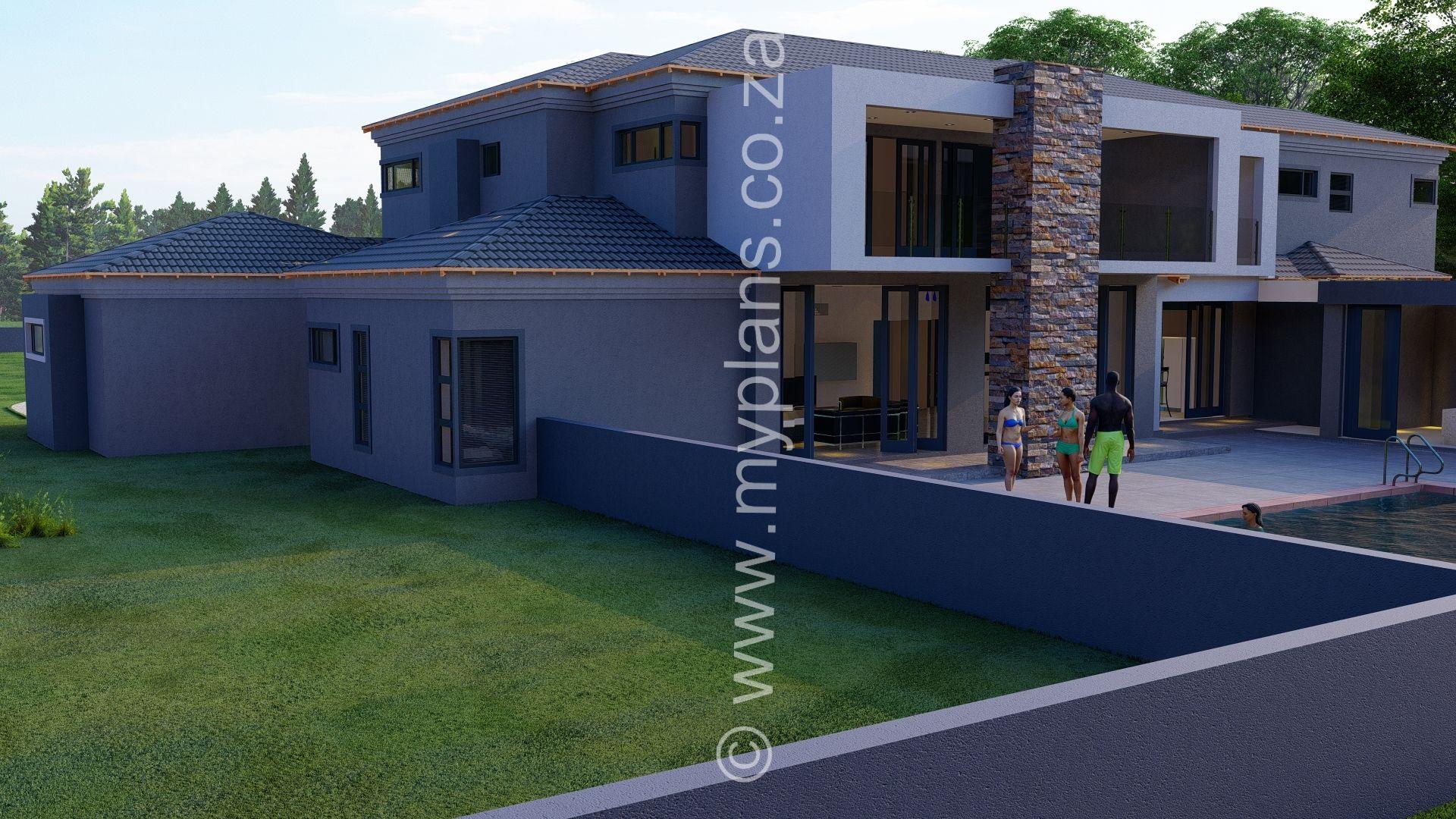 6 Bedroom House Plan Mlb N01 6 Bedroom House Plans Bedroom House Plans House Plans