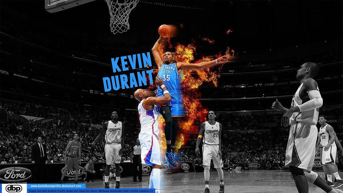 Kevin Durant Thunder Dunk Wallpaper Visit Chile Images