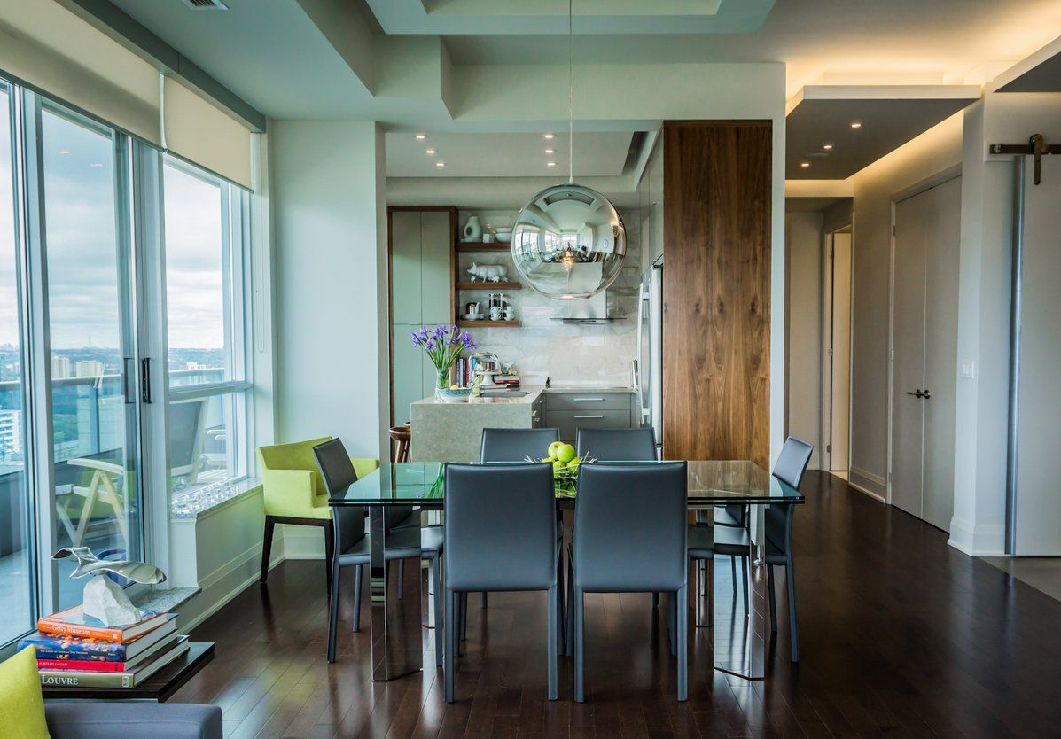 Greg & Rob\'s Sky Suite | House tours, Apartment therapy and Kitchens
