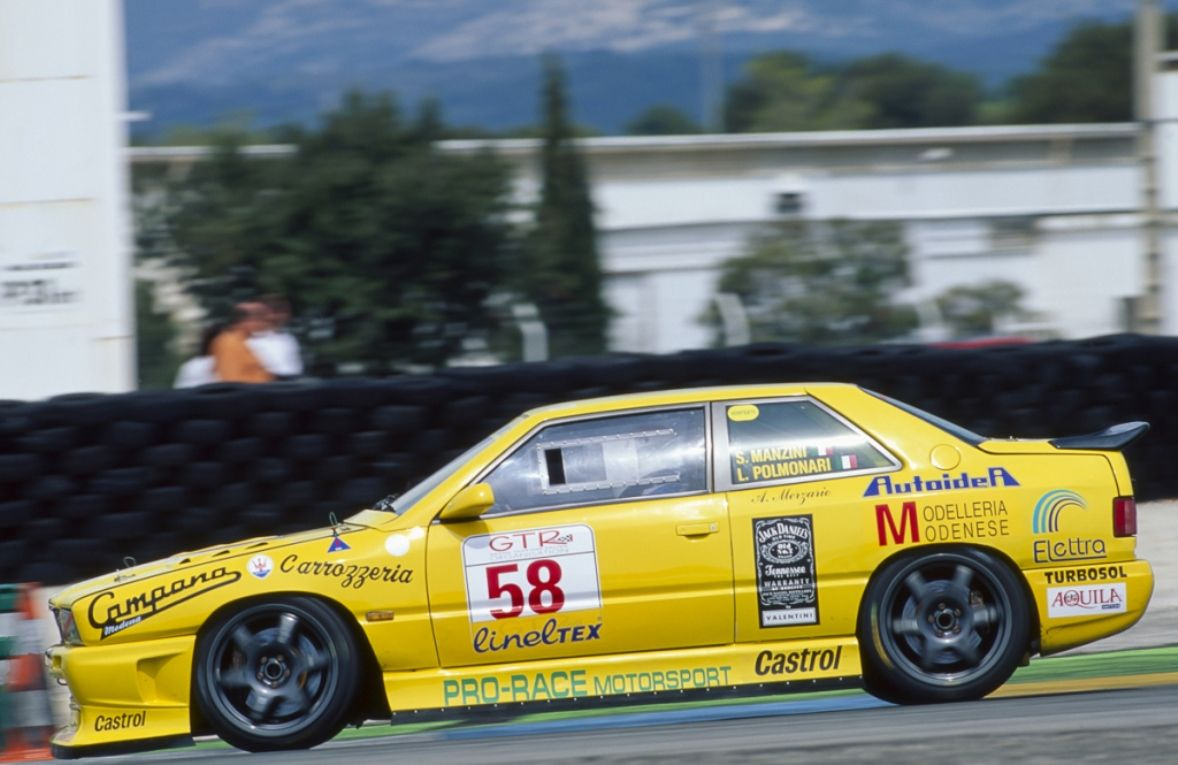 Ghibli Open Cup [] Pro Race Motorsport S Manzini_L