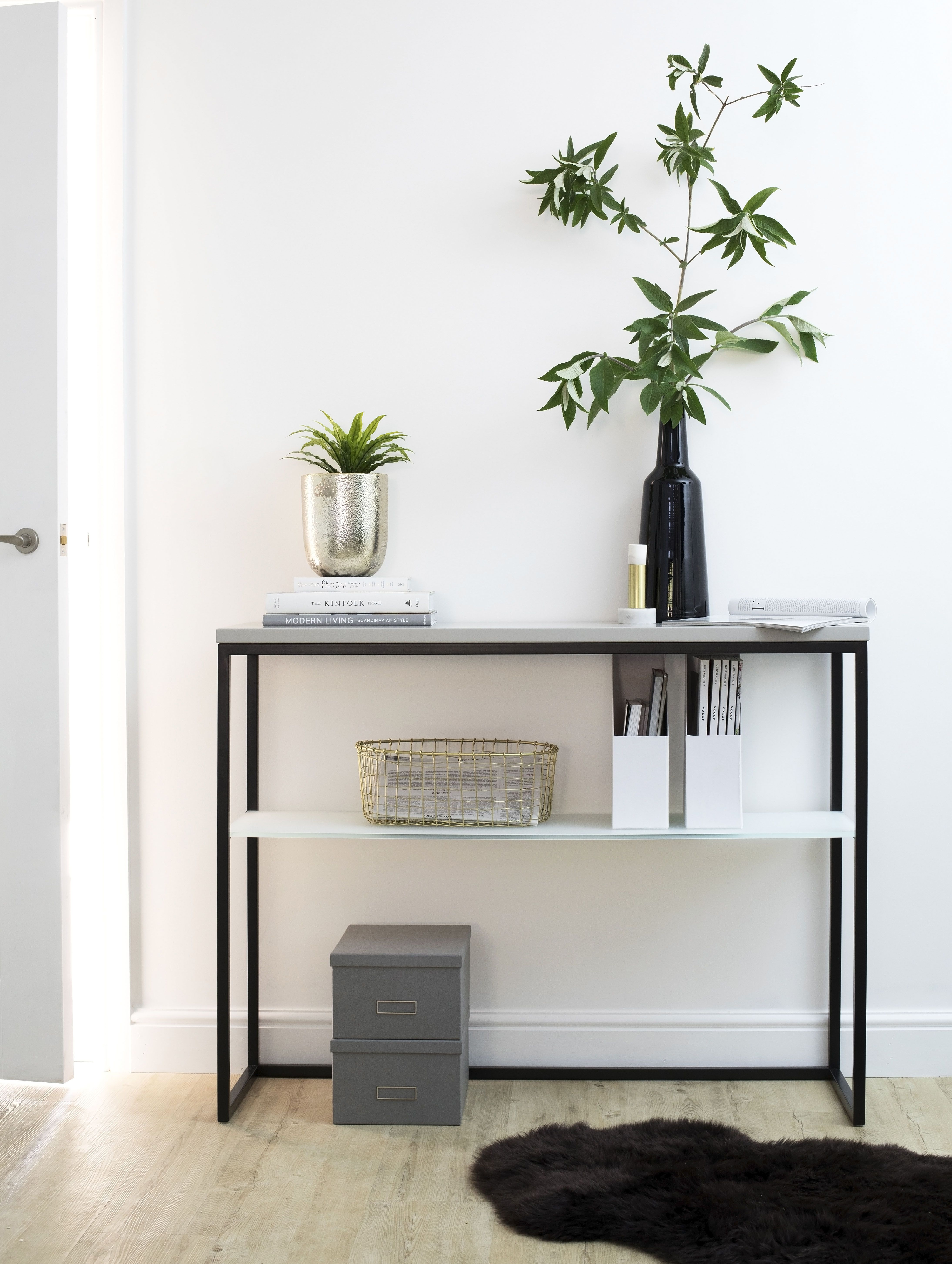 miraculous oak painted small table modern drawers console foyer with entryway tables entry furniture