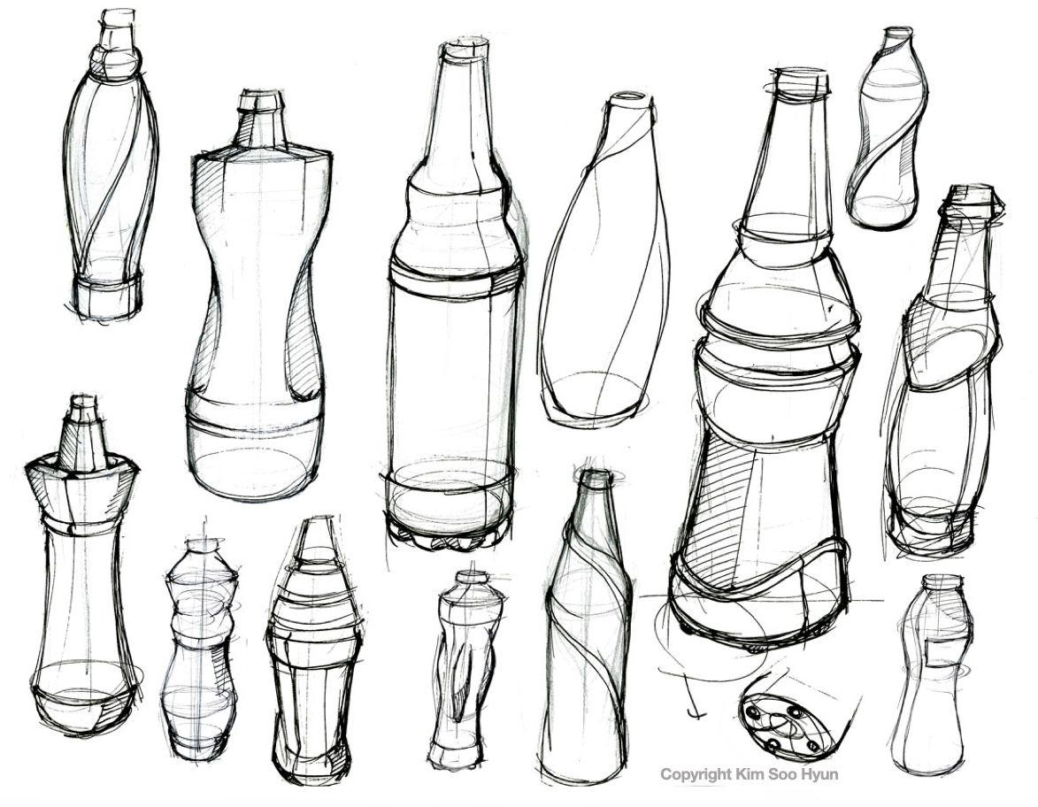 industrial design sketches. Product Designers | Concept Sketches By First Year Industrial Design Student Kim Soo