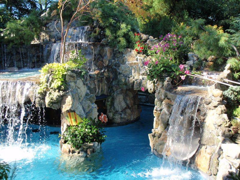 Best 25 gunite pool ideas on pinterest gunite swimming for Custom swimming pool designs