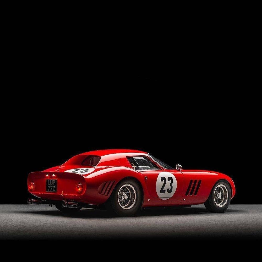 Ferrari By Serial Number On Instagram 1962 Ferrari 250 Gto