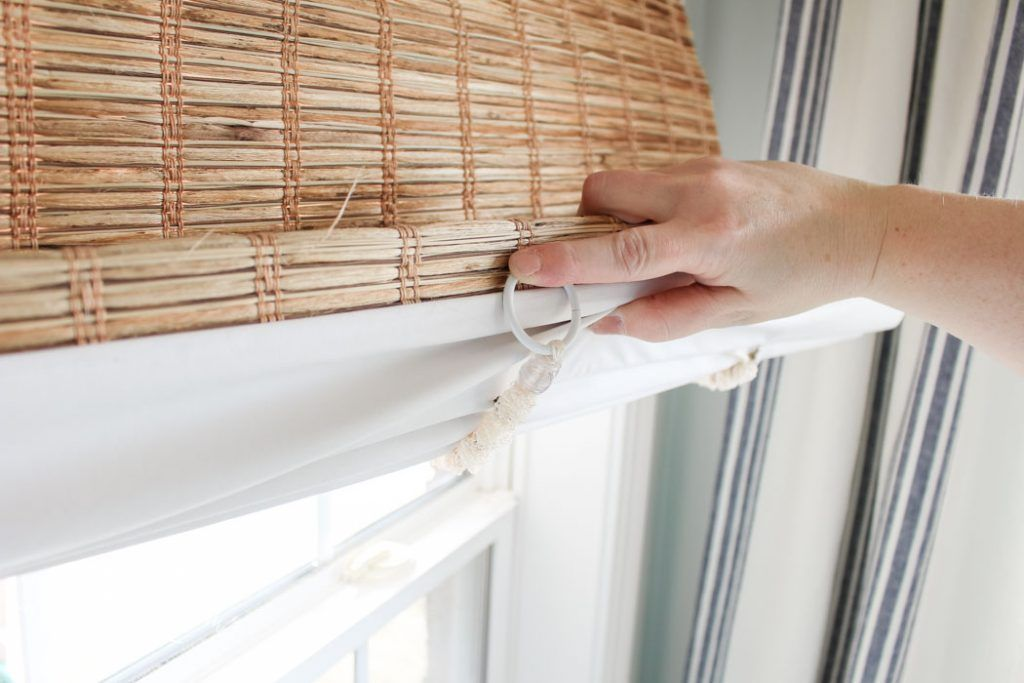 Best Free Bamboo Blinds with curtains Tips If youve chosen to decorate your home with bamboo blinds  then youre probably already aware that they can last a