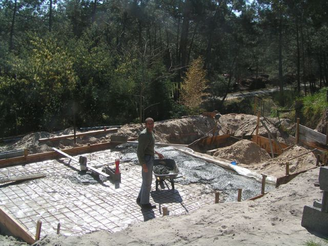 la construction de piscine à debordement  Guide de fabrication pour - construire sa piscine beton