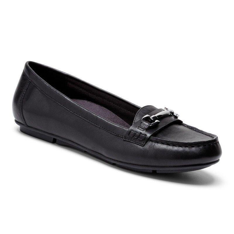 Vionic Kenya Loafer, black or tan (size