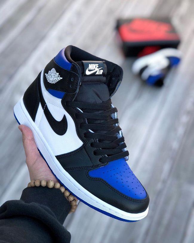 air jordan bleu royal
