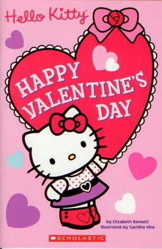 Hello Kitty -- Happy Valentine's Day! (Already? ^^) | Sanrio
