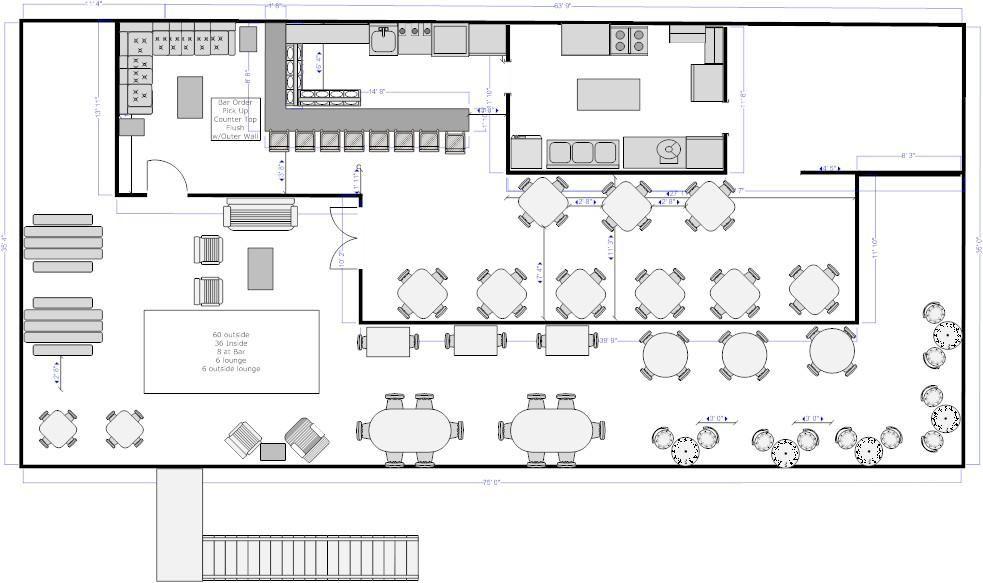 simple restaurant floor plan. 2 bp blogspot com  7TKe3cn5H9M TFwWCzCUQoI AAAAAAAACU0 FRO839vdCM4 s1600 rooftop 1 jpg Plan Pinterest Restaurant design and Kitchens