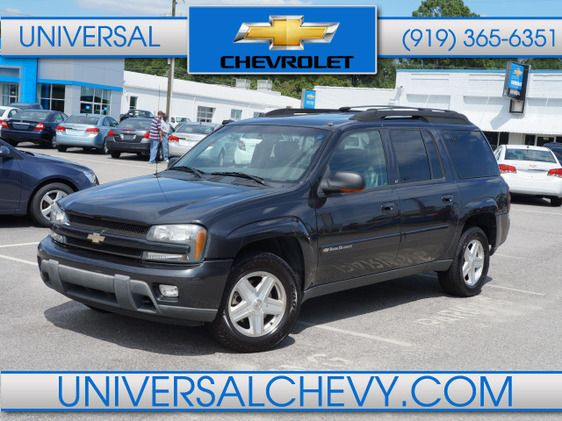 Check Out This 2003 Chevrolet Trailblazer Ext On Autotrader Com Chevrolet Trailblazer Chevrolet Cars For Sale