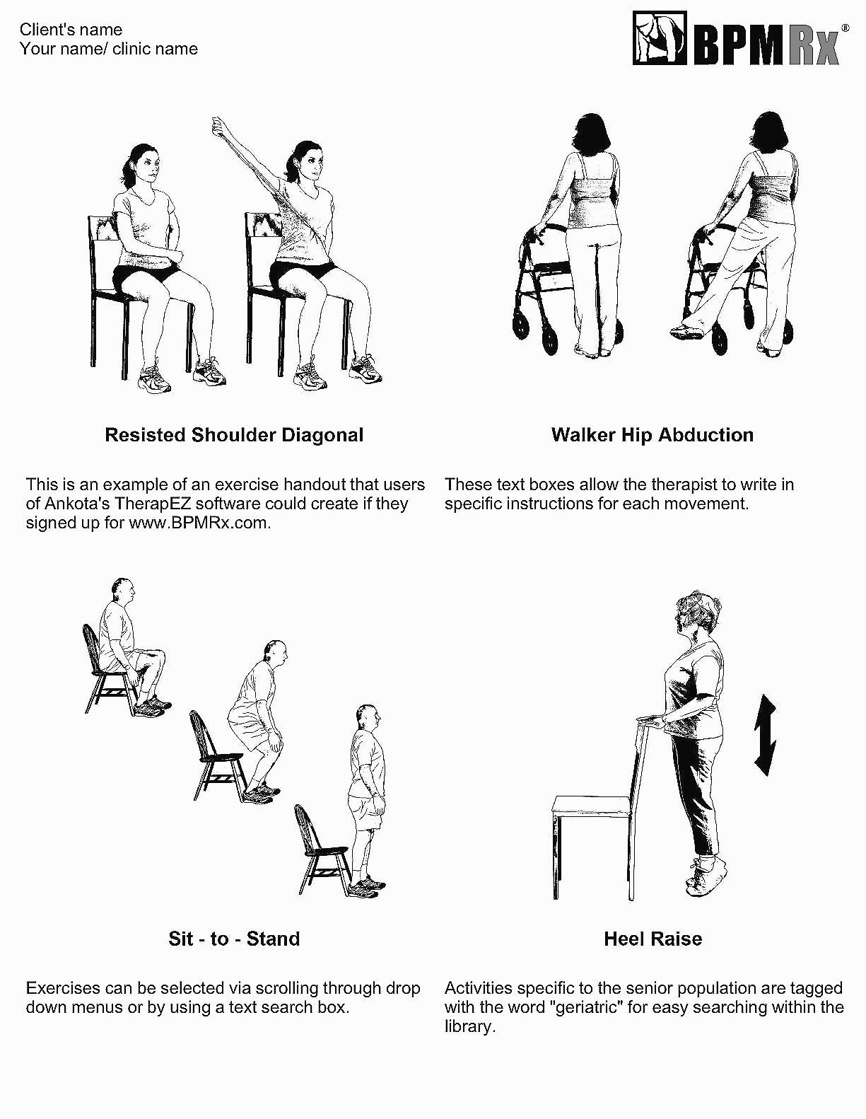 Physical Therapy Back Exercises Will They Keep Going With Their Core Strengthening Exercises Physical Therapy Exercises Exercise