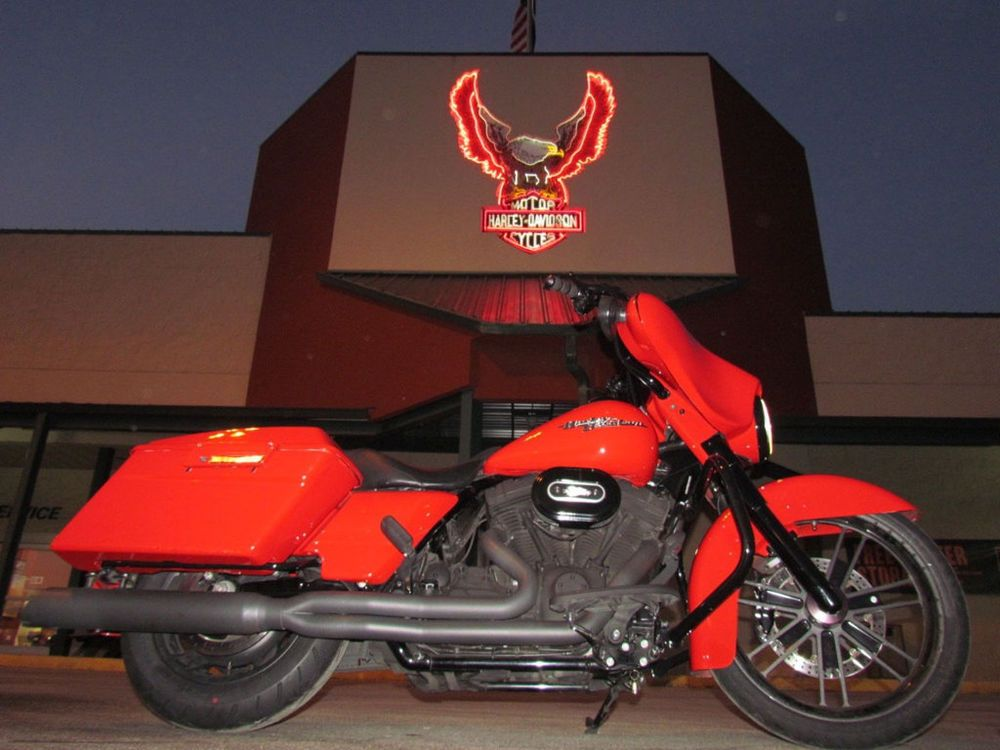 2010 Harley Davidson Touring Street Glide Flhx Harley Davidson