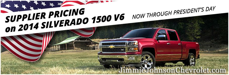 Get Supplier Pricing On The 2014 Silverado 1500 At Jimmie Johnson Chevrolet In San Diego Ca For Chevy S Presidents Day Sale Click To View Ou 2017 Chevrolet Silverado 1500 Silverado 1500 Chevrolet Silverado 1500