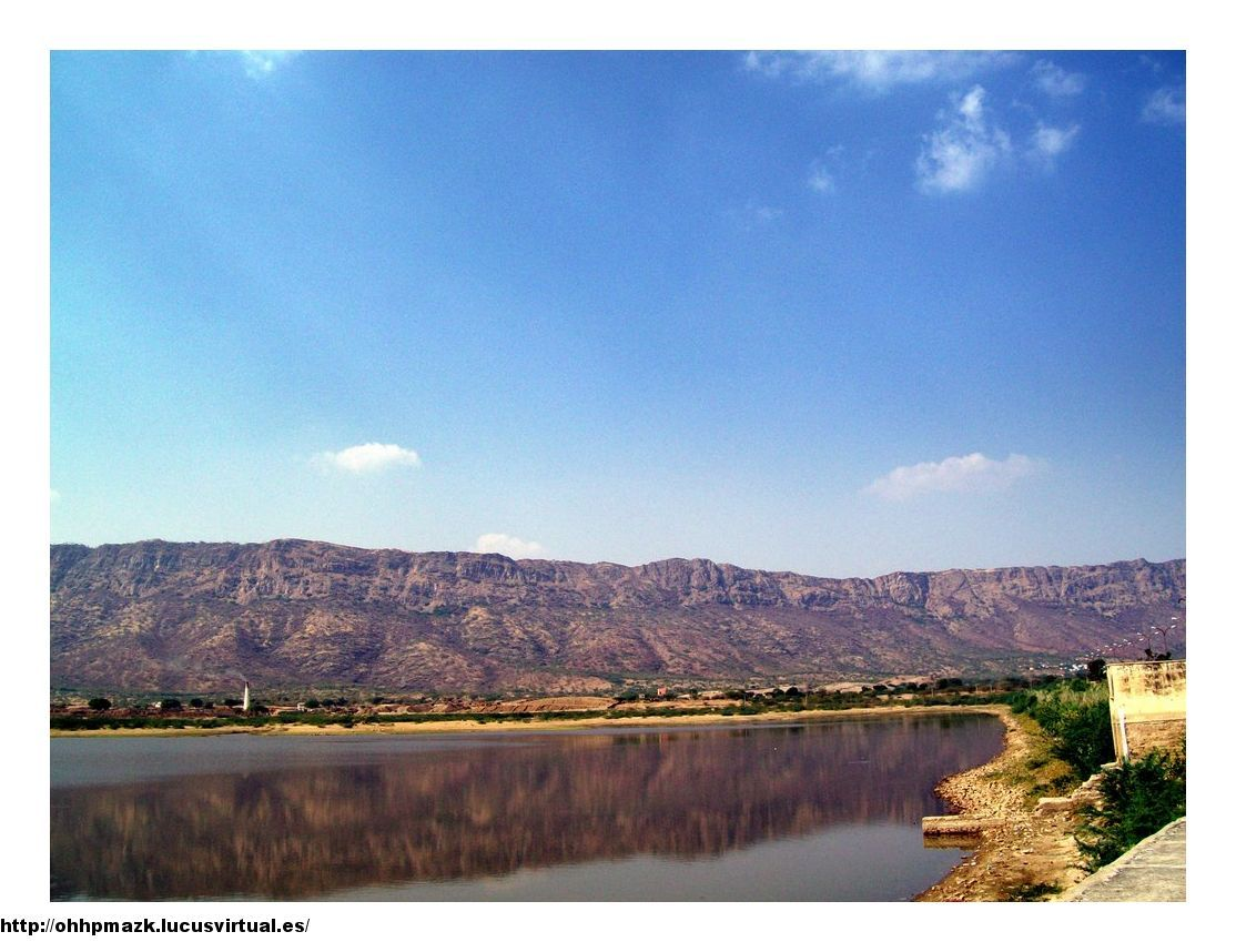 Asia Pushkar 28651319 Ajmer Artificial Lake Lake