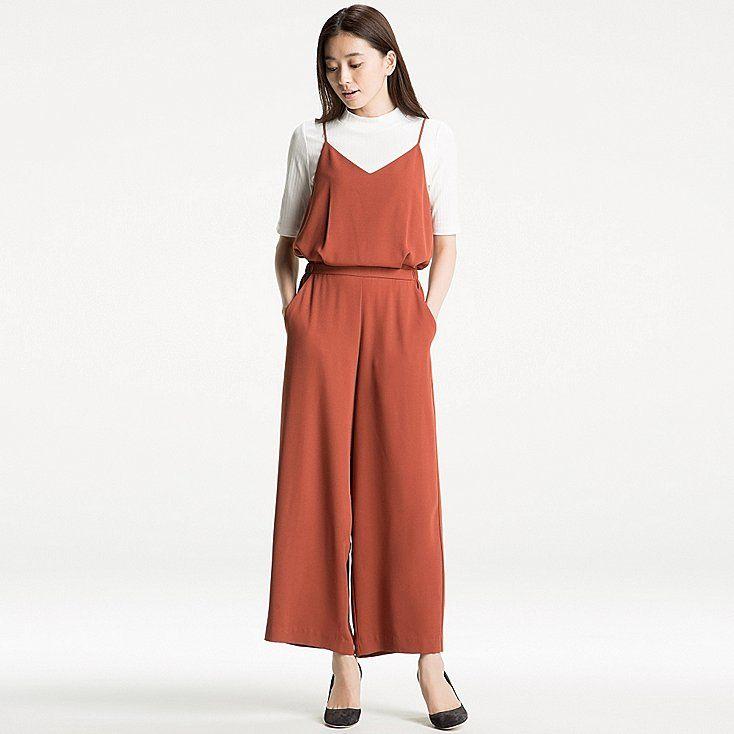 5ce7cff52d5a Women camisole jumpsuit