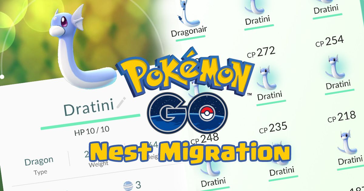 Pokemon Go 7th Nest Migration to Come on November 17