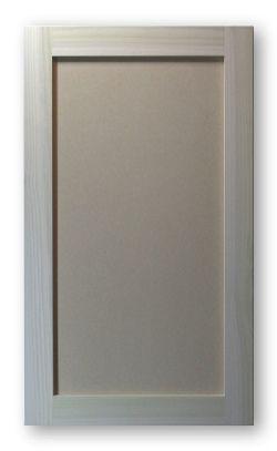 Shaker Style Inset Recessed Panel Cabinet Door