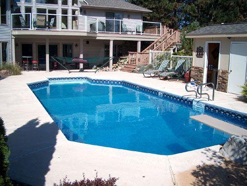 Grecian style swimming pool spartan pools inc swimming for Grecian swimming pool